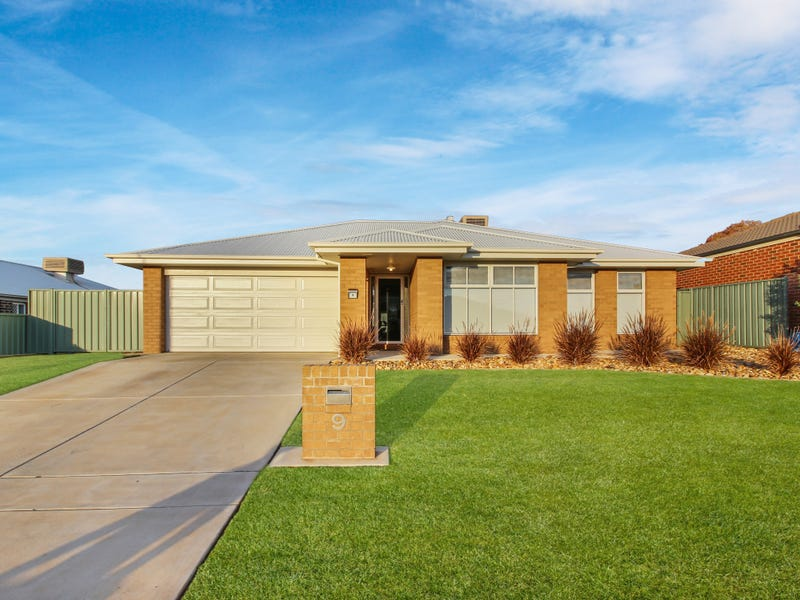 9 Melaleuca Drive, Forest Hill, NSW 2651
