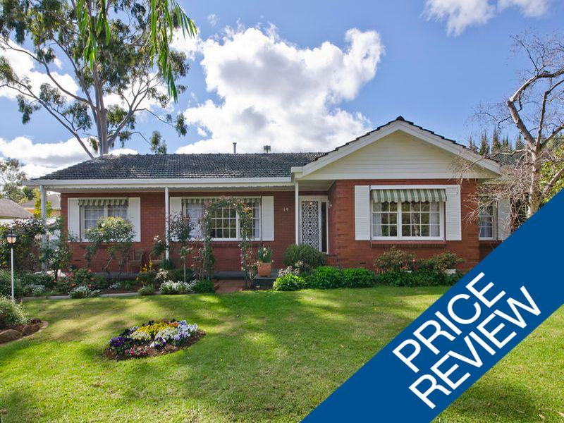 14 Blairgowrie Road, St Georges, SA 5064