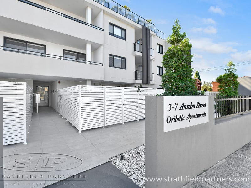 9/3-7 Anselm Street, Strathfield South, NSW 2136