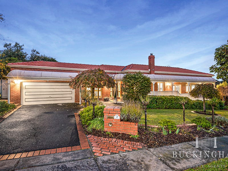 3 Green Gully Court, St Helena, Vic 3088