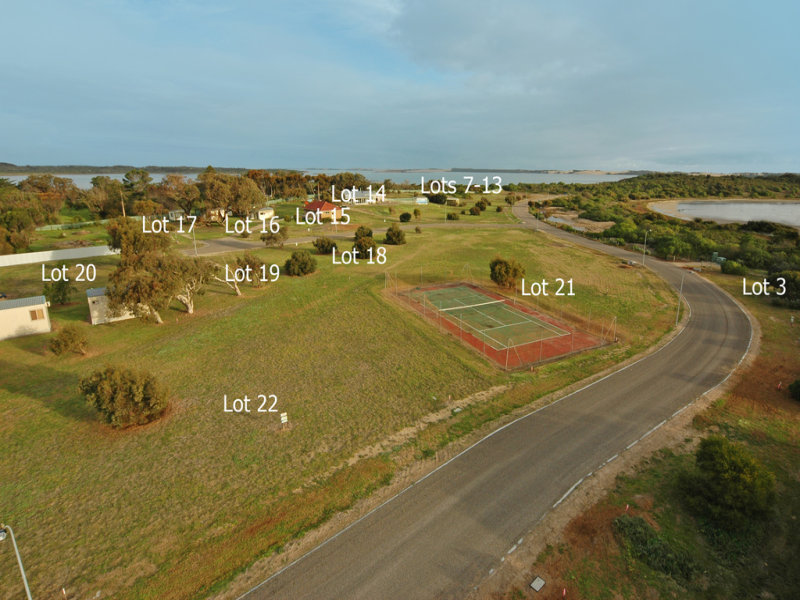 Lot 19, Coorong Lane, Policeman Point, SA 5264