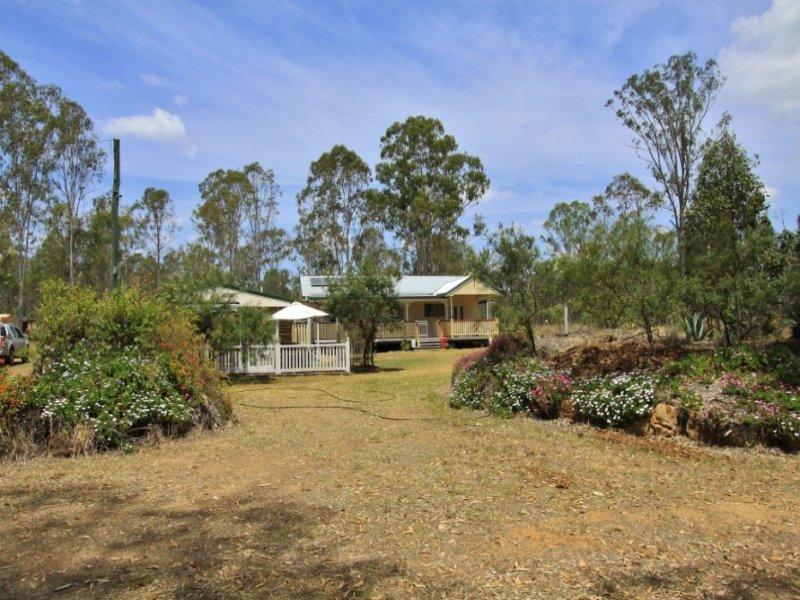 1614 Memerambi Barkers Crk Rd, Wattle Camp, Qld 4615