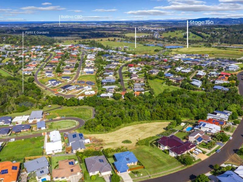 Ballina Heights Estate Stage 15a, Cumbalum, NSW 2478