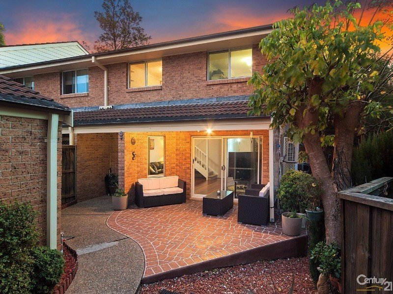 8/45 Edward Bennett Drive, Cherrybrook, NSW 2126