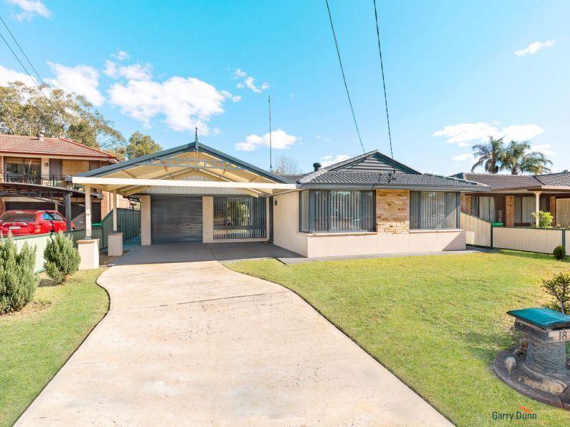 18 Meehan Avenue, Hammondville, NSW 2170