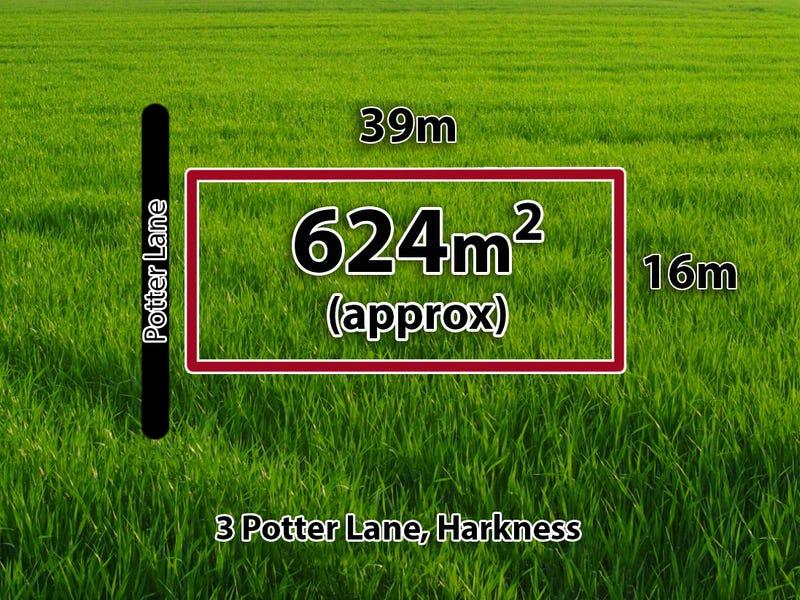 3 Potter Lane, Harkness, Vic 3337