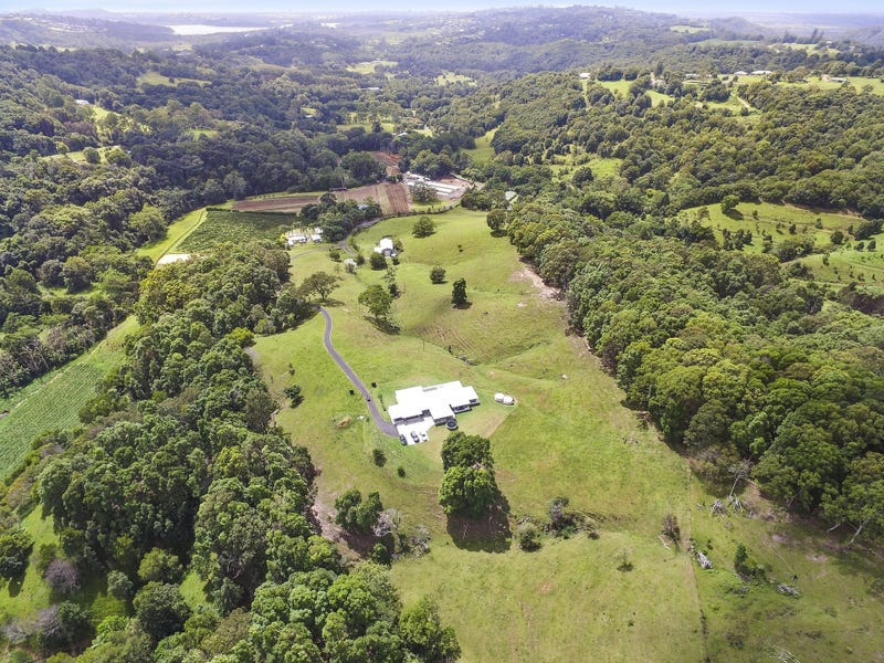 221 Duroby Creek  Road, Terranora, NSW 2486
