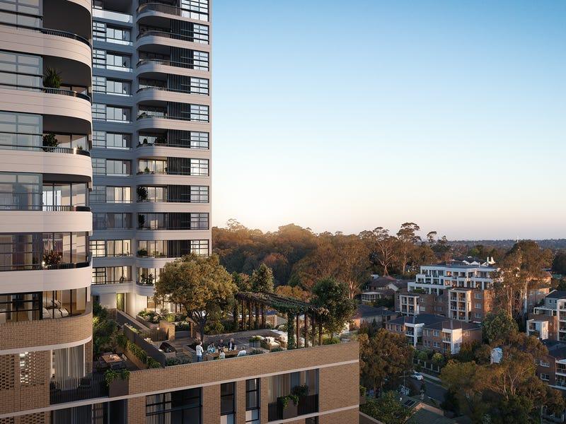 A208/8 & 18 Garthowen Crescent, Castle Hill, NSW 2154