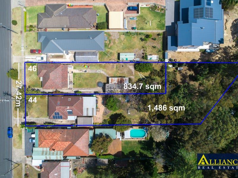 44 & 46 Lucas Road, East Hills, NSW 2213