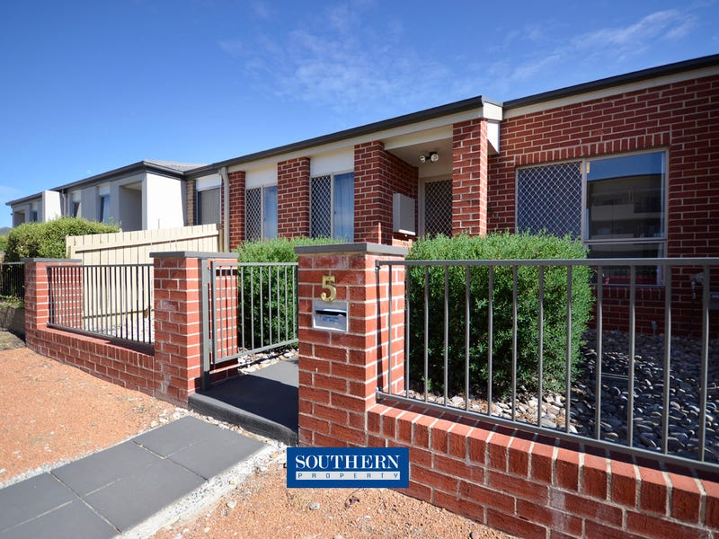 5 David Miller Crescent, Casey, ACT 2913