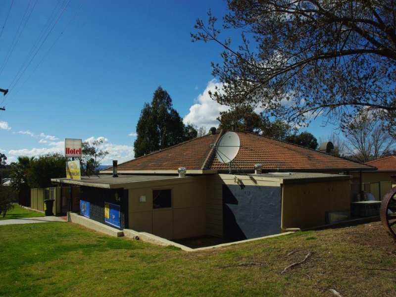 34-36 Railway Parade, Mumbil, NSW 2820