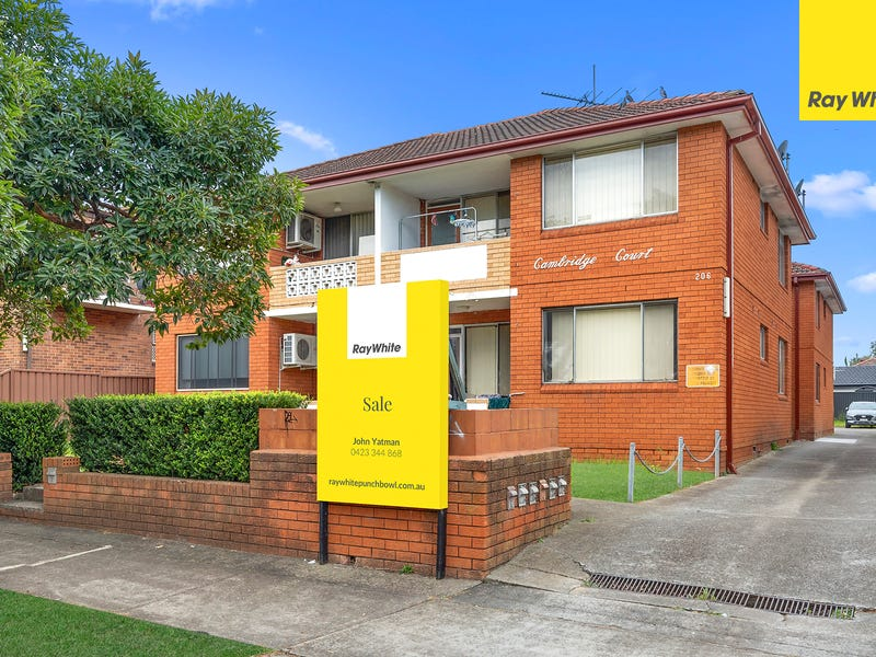 4/204 Victoria Road, Punchbowl, NSW 2196