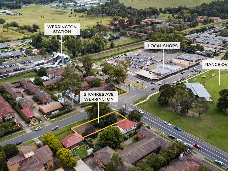 2 Parkes Avenue, Werrington, NSW 2747