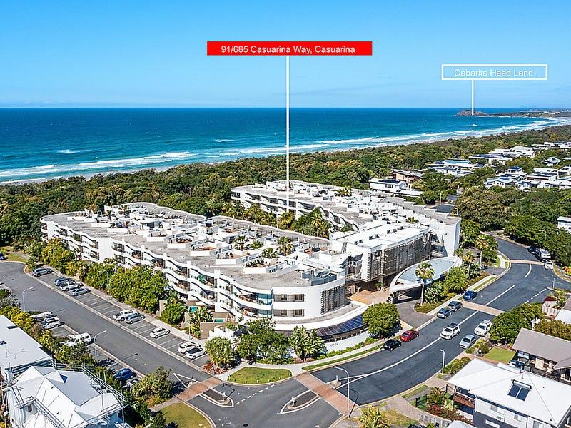 91/685-707 Casuarina Way, Casuarina, NSW 2487