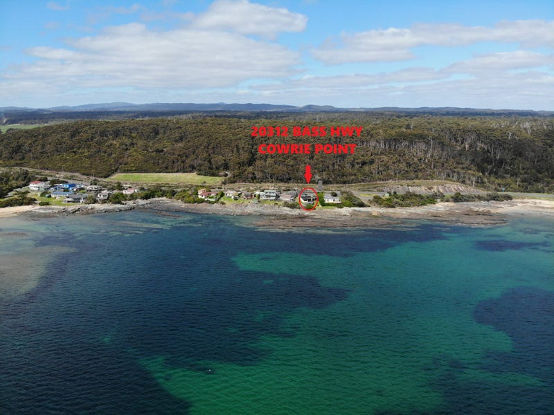20312 Bass Highway, Cowrie Point, Tas 7321