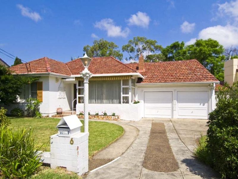 6 The Lee, Middle Cove, NSW 2068