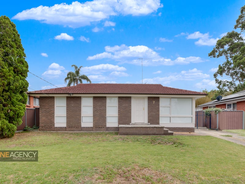 7 Maxwell Street, South Penrith, NSW 2750