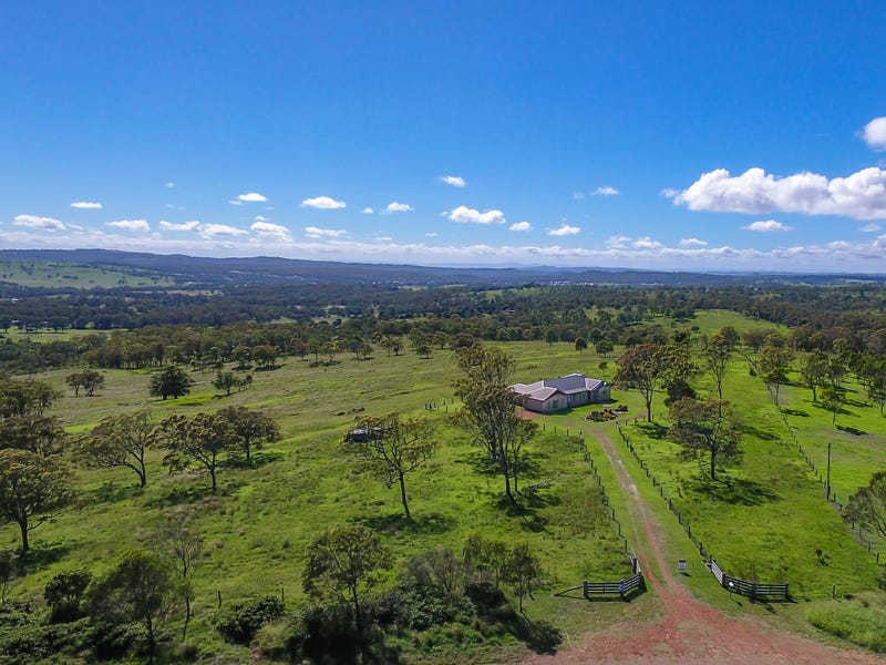 427 Bald Hills Road, Crows Nest, Qld 4355