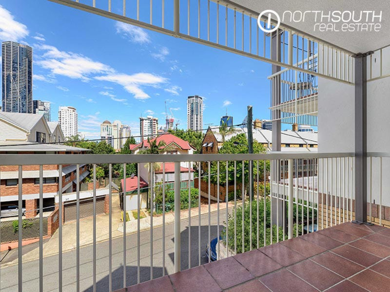 6/16 Phillips Street, Spring Hill, Qld 4000