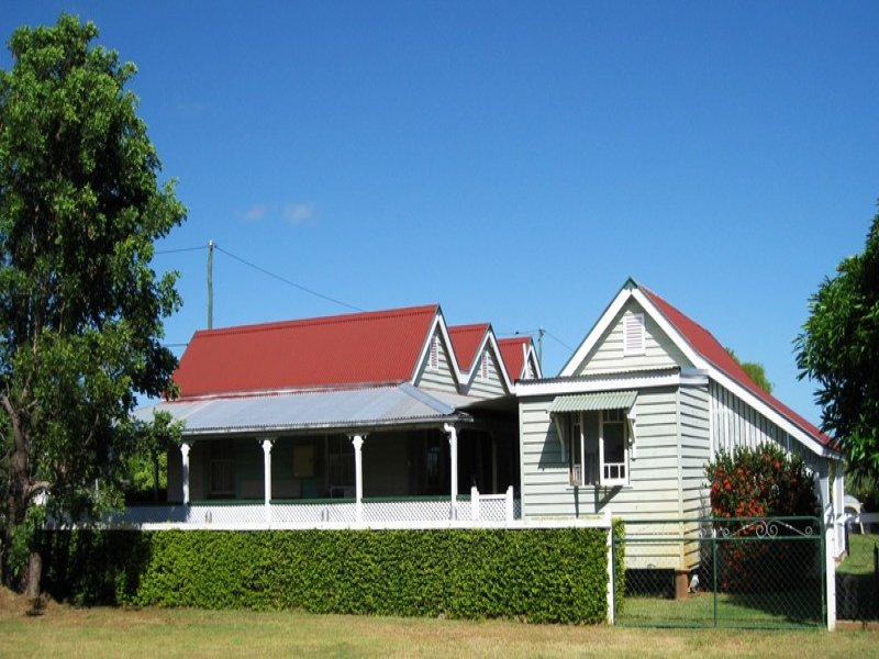 LOT 16  FOURTH, Forsayth, Qld 4871