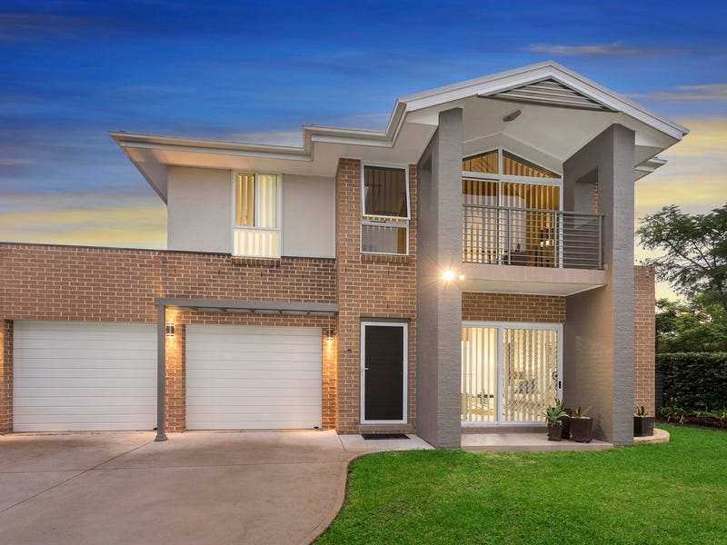 1 Damper Avenue, Beaumont Hills, NSW 2155
