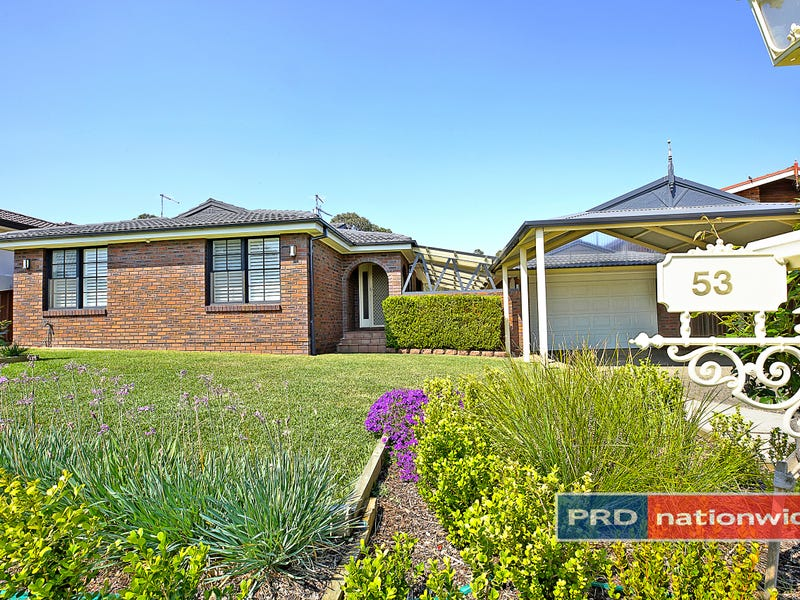 53 Summerfield Circuit, Cambridge Gardens, NSW 2747