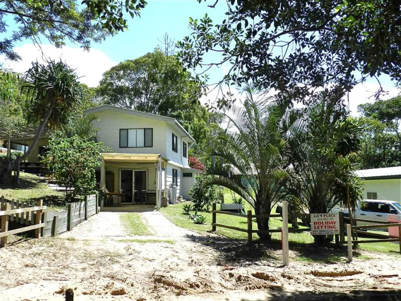0 Yidney Drive Happy Valley, Fraser Island, Qld 4581