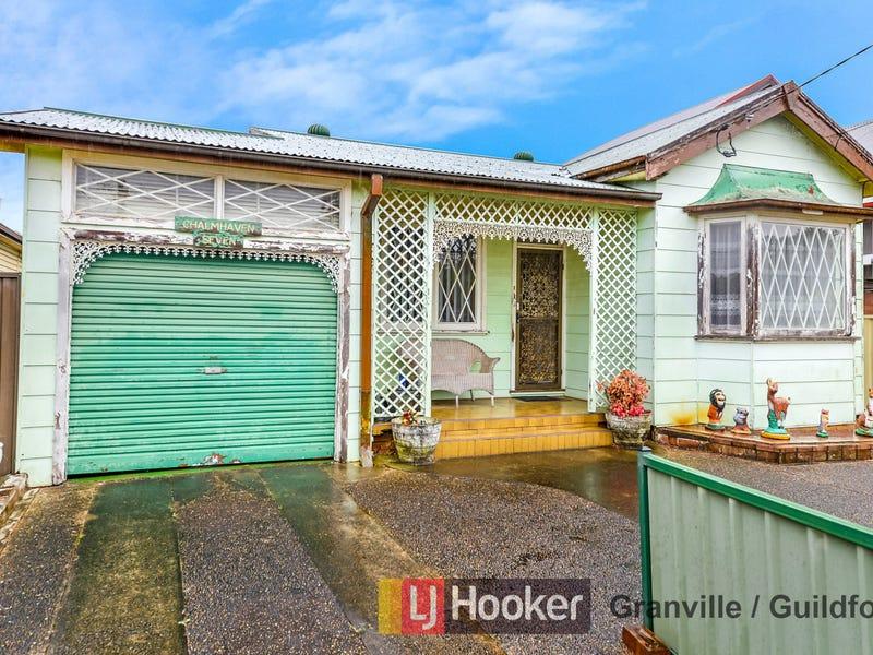 7 Mimosa Street, Granville, NSW 2142
