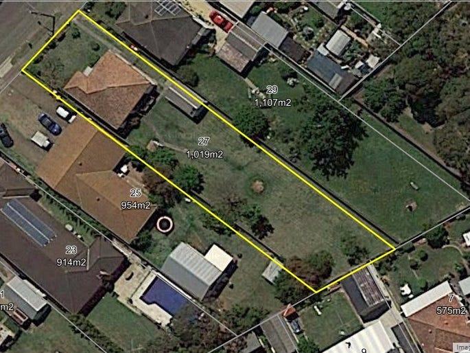 27 + 29 Burnett street, Merrylands, NSW 2160
