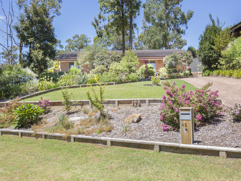 45 Cooroy Crescent, Yellow Rock, NSW 2777