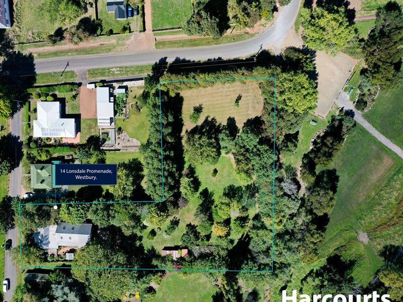 14 Lonsdale Promenade, Westbury, Tas 7303