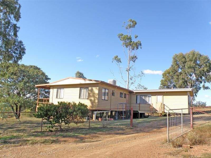 491 Crowsdale - Camboon Road, Prospect, Qld 4715