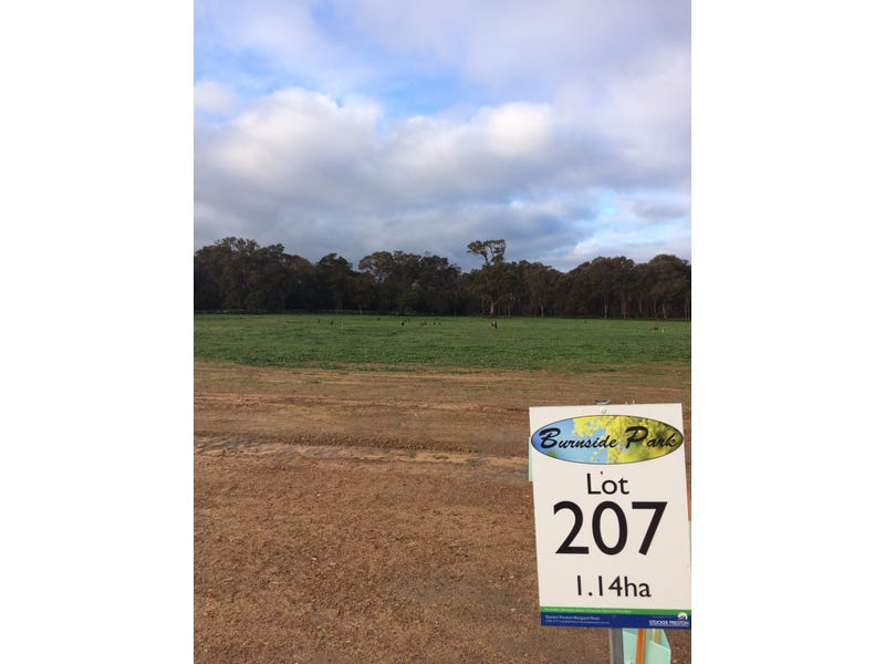 Lot 207 Burnside Road, Margaret River, WA 6285