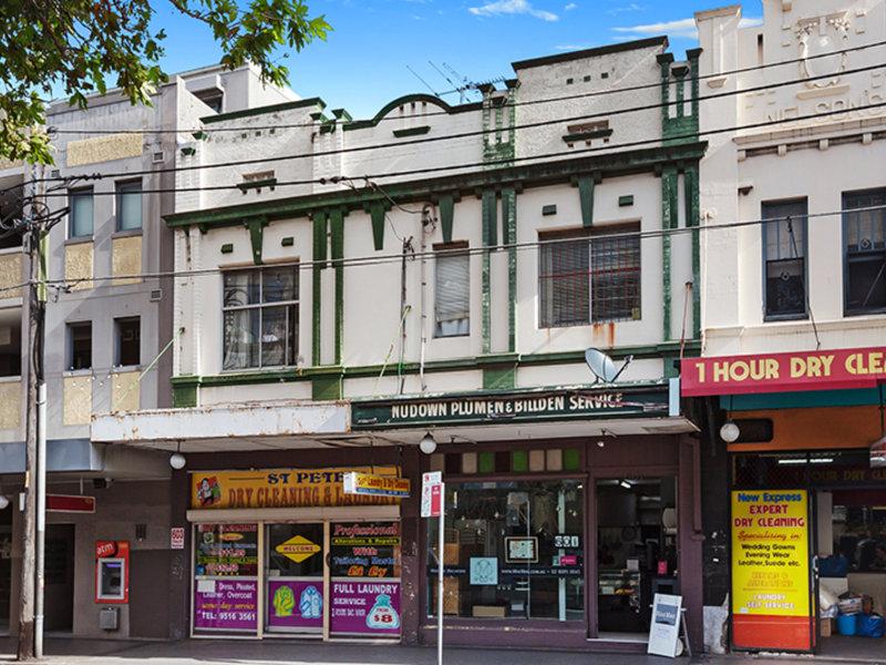 601 - 603  King Street, Newtown, NSW 2042