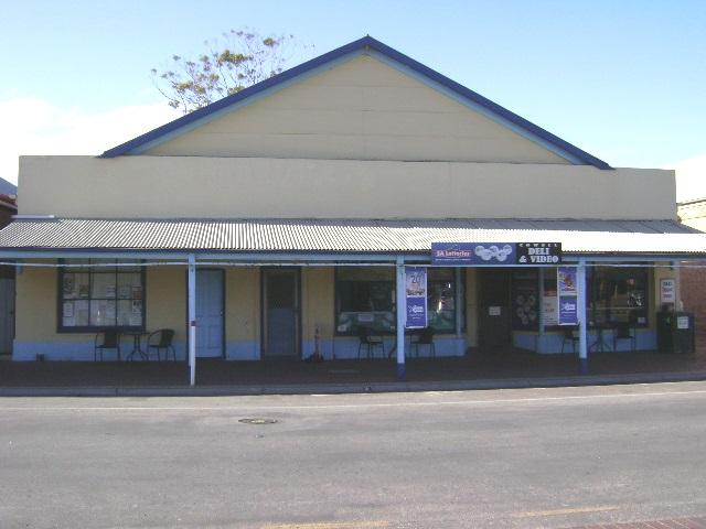 18 Main Street, Cowell