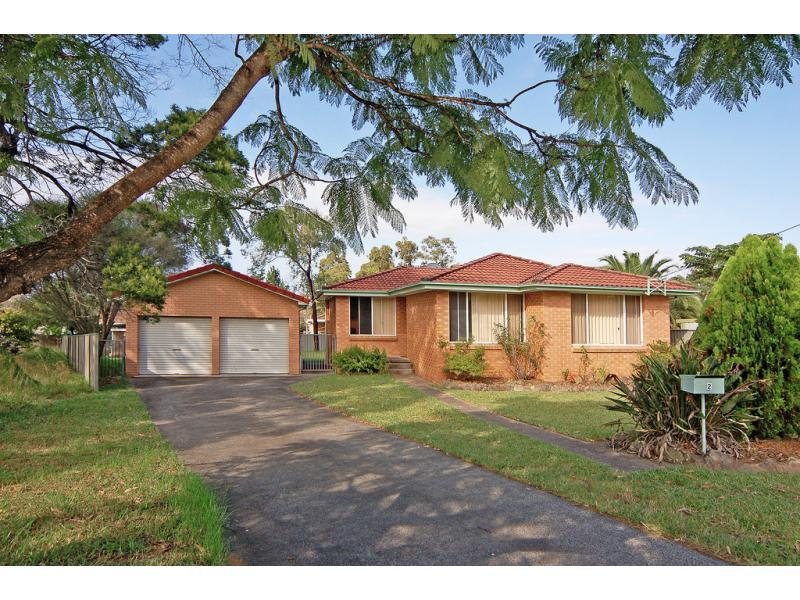 2 Bromley Close, West Nowra, NSW 2541