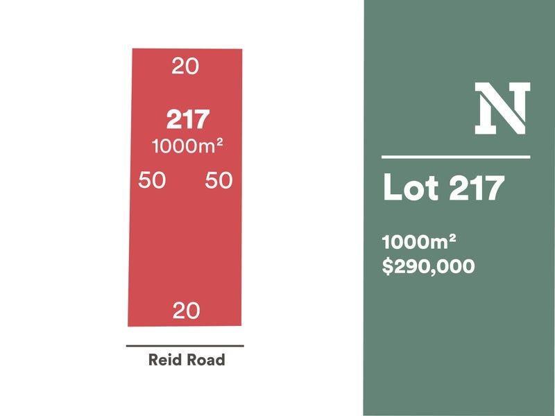Lot 217, Reid Road, Mount Barker, SA 5251