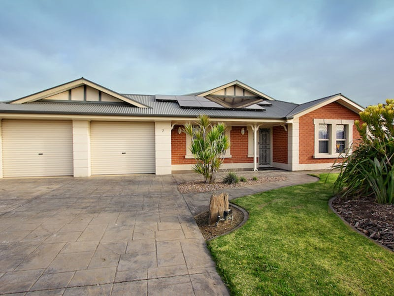 7 Crimson Court, Roseworthy, SA 5371