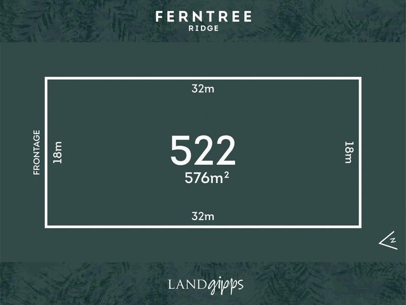 Lot 522, Ferntree Ridge, Drouin, Vic 3818