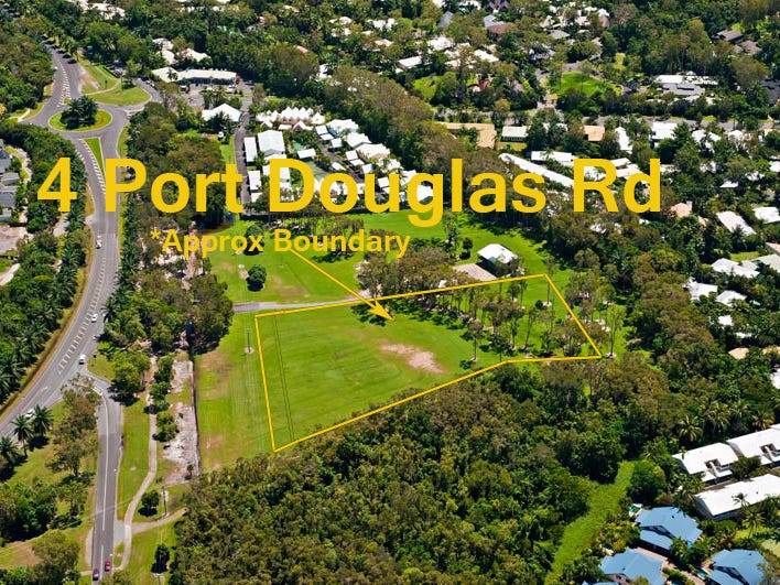 Lot 4 Port Douglas Road, Port Douglas, Qld 4877