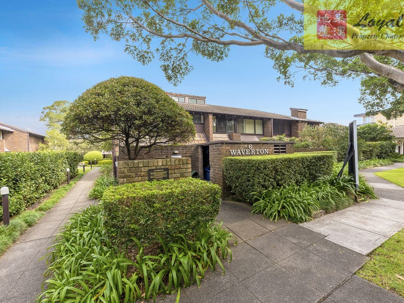 18/6 Waverton Avenue, Waverton, NSW 2060