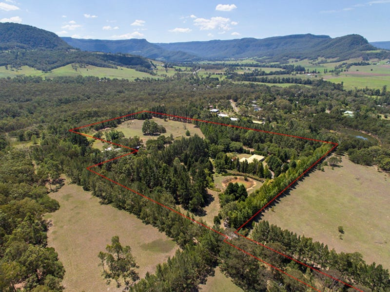 100A Mount Scanzi Road, Kangaroo Valley, NSW 2577