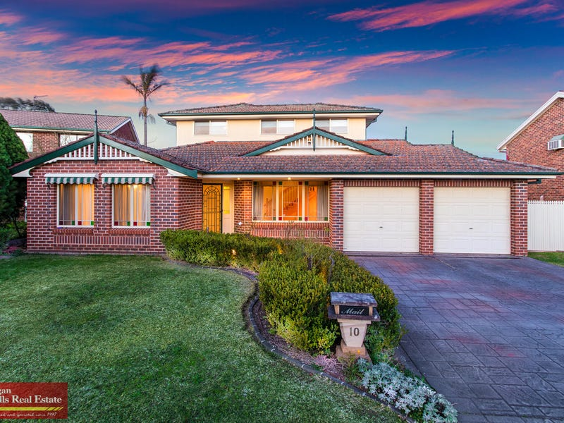 10 Croatia Place, Quakers Hill