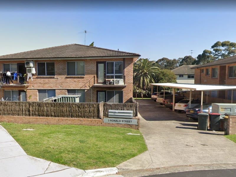 8/3 Ronald Street, Carramar, NSW 2163
