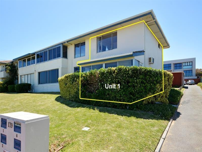 1/179 West Coast Drive, North Beach, WA 6020