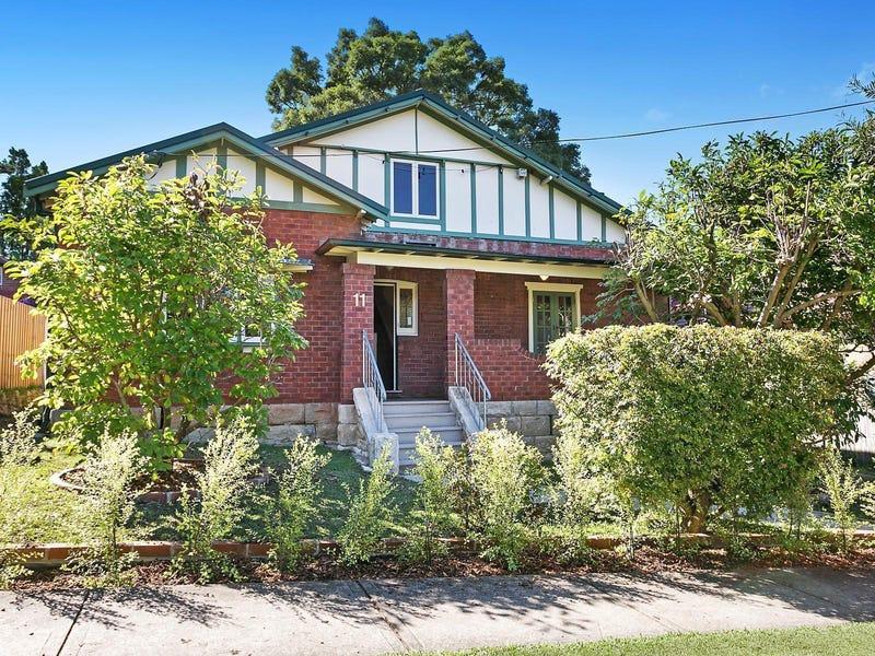11 Edmund Street, Chatswood, NSW 2067