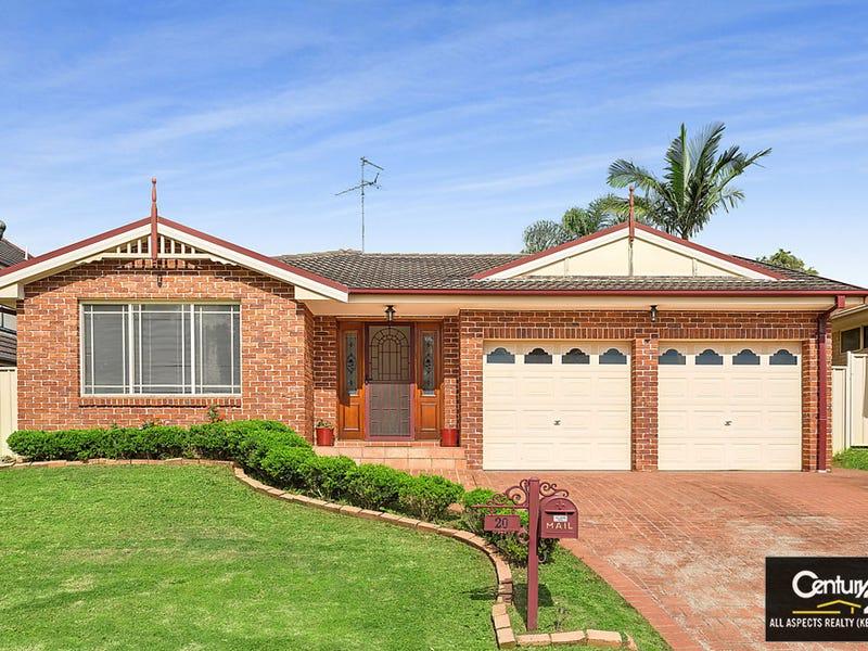 20 York Road, Kellyville, NSW 2155