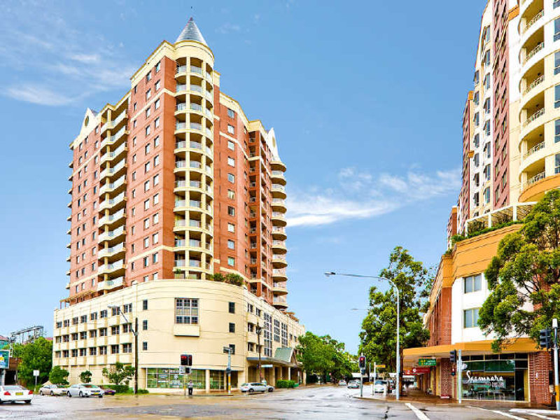 1102/3-7 Albert Road, Strathfield, NSW 2135