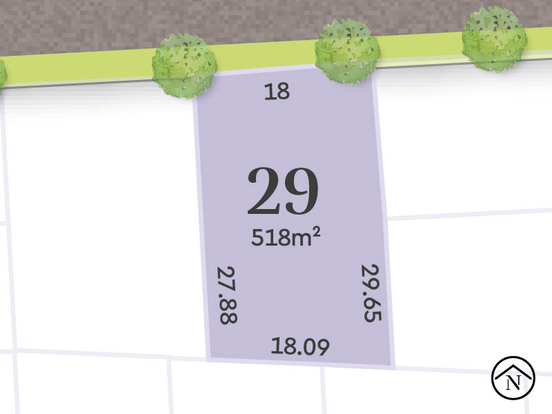 Lot 29 St Yves Roseworthy, Roseworthy, SA 5371