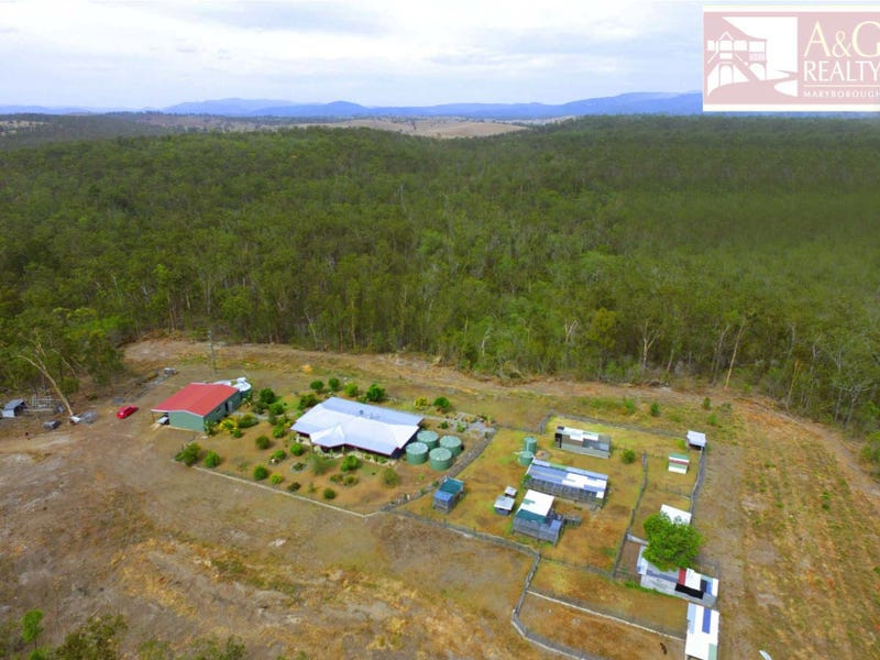 181 Ramsay Creek Road, Boompa, Qld 4621